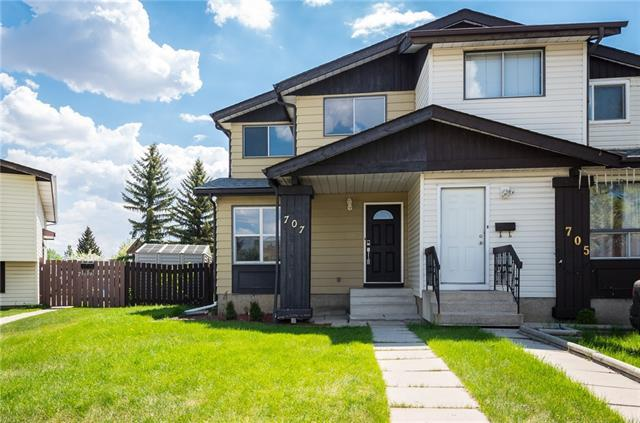707 Fonda Court SE, Calgary, AB  (#C4184867) :: Redline Real Estate Group Inc