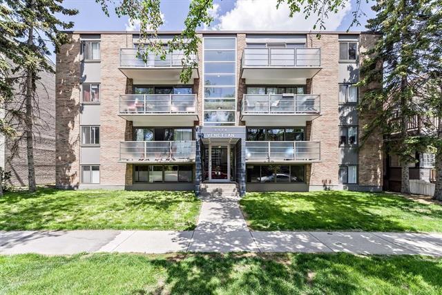 1524 15 Avenue SW #401, Calgary, AB T3C 0X9 (#C4184881) :: Calgary Homefinders