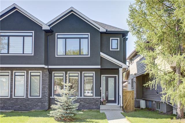 711 23 Avenue NW, Calgary, AB T2M 1T1 (#C4184937) :: The Cliff Stevenson Group