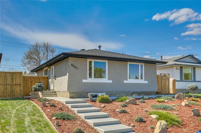 8007 Huntington Road NE, Calgary, AB T2K 5A2 (#C4184942) :: Redline Real Estate Group Inc