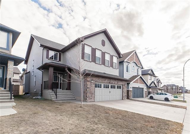 171 Silverado Skies Drive SW, Calgary, AB T2X 0J9 (#C4184944) :: The Cliff Stevenson Group