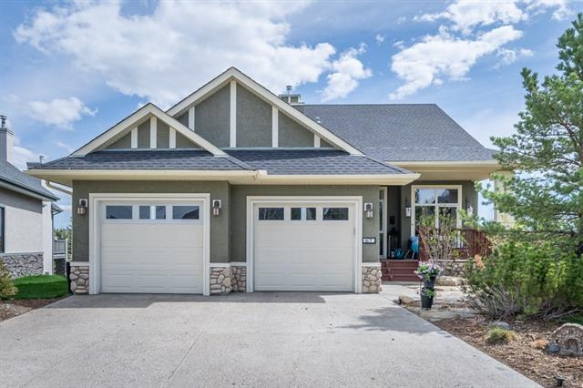 67 Sweet Water Place, Rural Rocky View County, AB T3Z 3C6 (#C4184946) :: Redline Real Estate Group Inc