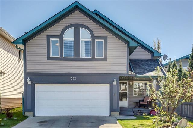 392 Woodside Circle NW, Airdrie, AB T3B 2J8 (#C4184953) :: Redline Real Estate Group Inc