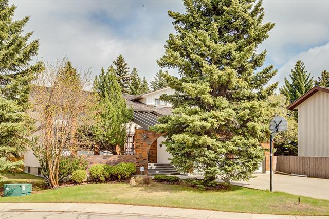 11 Silvergrove Crescent NW, Calgary, AB T3B 4M6 (#C4184969) :: Redline Real Estate Group Inc