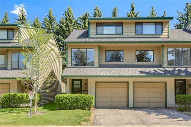 140 Point Drive NW #9, Calgary, AB T3E 1Y6 (#C4184984) :: The Cliff Stevenson Group