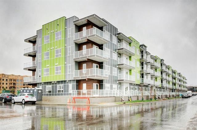 Seton Park SE #227, Calgary, AB T3M 1M4 (#C4184986) :: Canmore & Banff