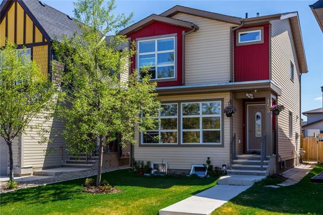 153 Walden Manor SE, Calgary, AB T2X 0N6 (#C4184991) :: Canmore & Banff