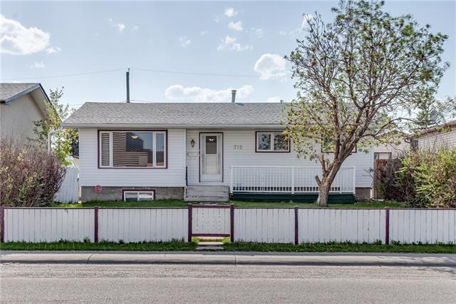 715 58 Street SE, Calgary, AB T2A 3S3 (#C4185000) :: The Cliff Stevenson Group