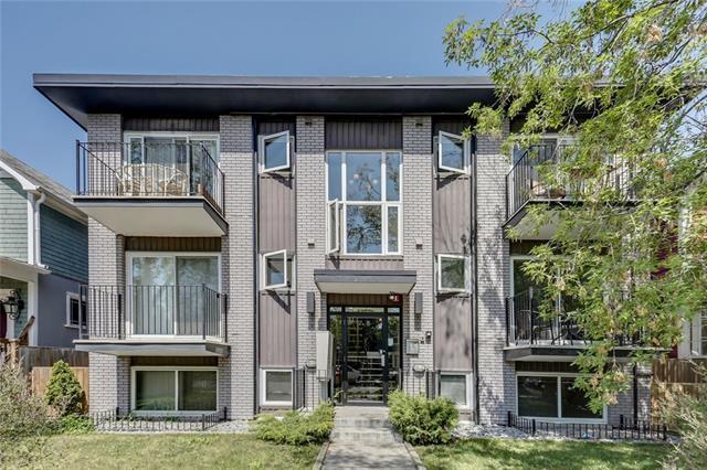 1736 13 Avenue SW #302, Calgary, AB T3C 0T9 (#C4185059) :: The Cliff Stevenson Group