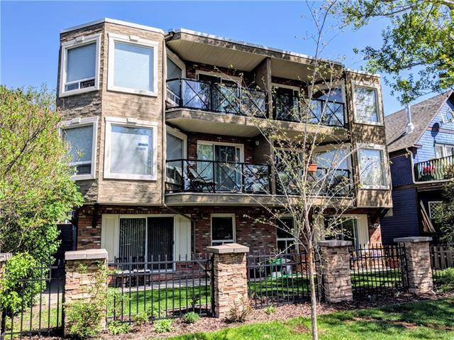 534 22 Avenue SW #303, Calgary, AB T2S 0H6 (#C4185060) :: The Cliff Stevenson Group