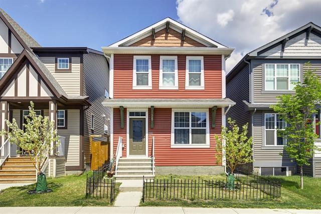28 Cranford Park SE, Calgary, AB T3M 1Z4 (#C4185064) :: Calgary Homefinders