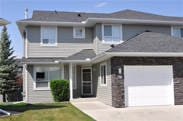 55 Fairways Drive NW #127, Airdrie, AB T4B 2T5 (#C4185102) :: Redline Real Estate Group Inc