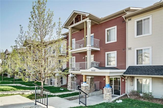 70 Panamount Drive NW #1313, Calgary, AB T3K 5Z1 (#C4185107) :: The Cliff Stevenson Group