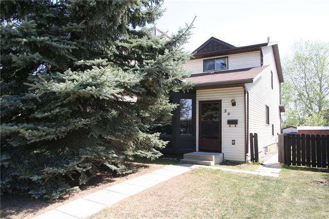 59 Martindale Crescent NE, Calgary, AB T3J 2W4 (#C4185130) :: Redline Real Estate Group Inc