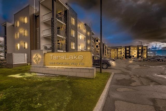 355 Taralake Way NE #408, Calgary, AB T3J 0M1 (#C4185196) :: The Cliff Stevenson Group