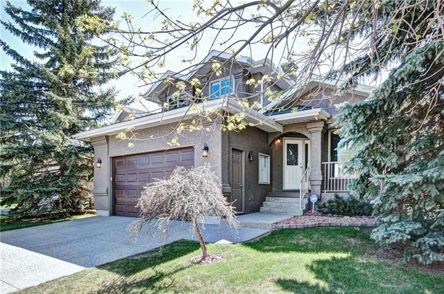 74 Mountain Park Circle SE, Calgary, AB T2Z 1N7 (#C4185200) :: Redline Real Estate Group Inc