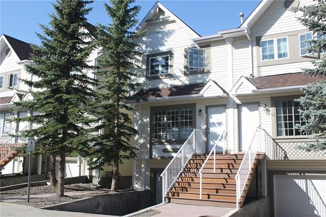1050 Cougar Creek Drive #34, Canmore, AB T1W 1A5 (#C4185201) :: The Cliff Stevenson Group