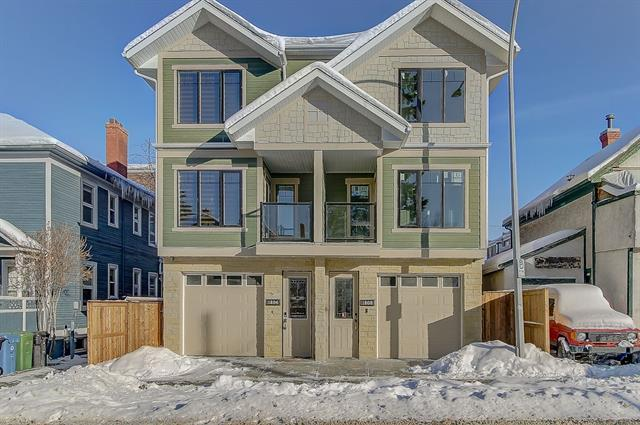 1808 8 Street SW, Calgary, AB T2T 2Z1 (#C4185204) :: Canmore & Banff