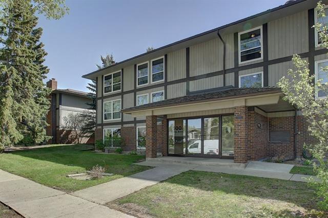 860 Midridge Drive SE #111, Calgary, AB T2X 1K1 (#C4185206) :: The Cliff Stevenson Group