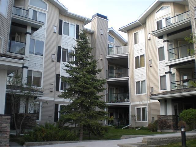 369 Rocky Vista Park NW #420, Calgary, AB T3G 5K7 (#C4185236) :: Canmore & Banff