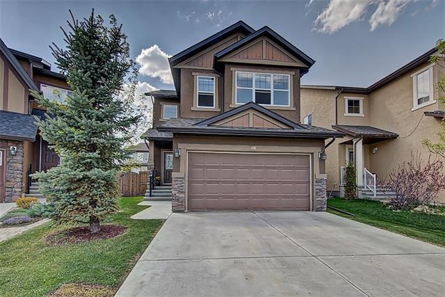 496 Everbrook Way SW, Calgary, AB T2Y 0J2 (#C4185240) :: The Cliff Stevenson Group