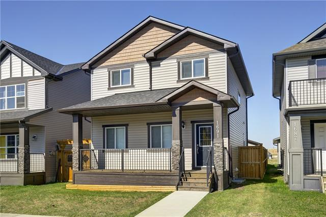1691 Baywater Street SW, Airdrie, AB T4B 0A7 (#C4185252) :: The Cliff Stevenson Group