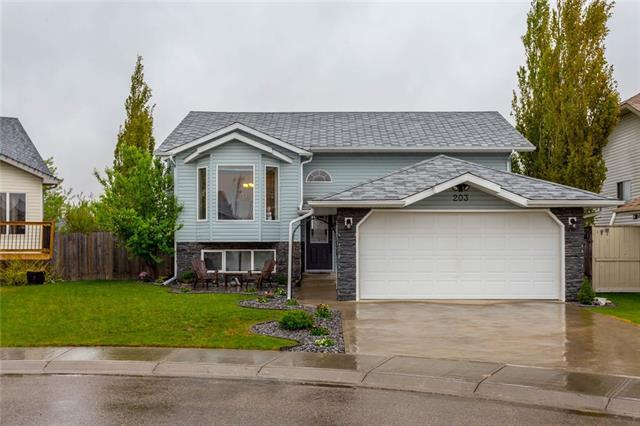 203 Strathford Bay, Strathmore, AB T1P 1P2 (#C4185291) :: The Cliff Stevenson Group