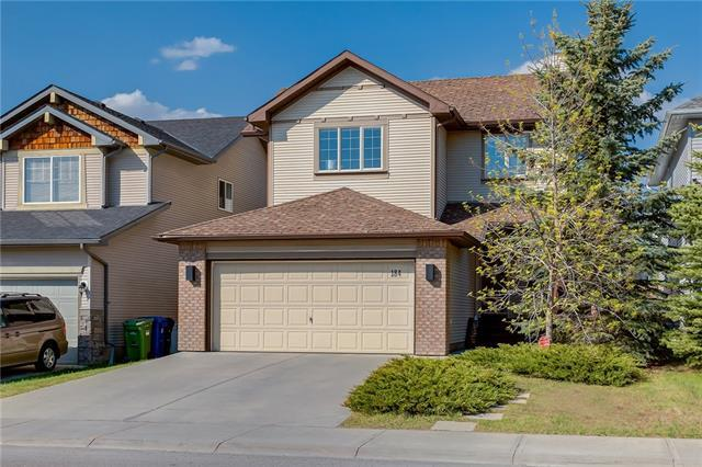 184 Cougar Ridge Drive SW, Calgary, AB T3H 4X7 (#C4185298) :: Redline Real Estate Group Inc