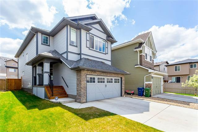334 Hillcrest Circle SW, Airdrie, AB T4C 4B3 (#C4185308) :: The Cliff Stevenson Group