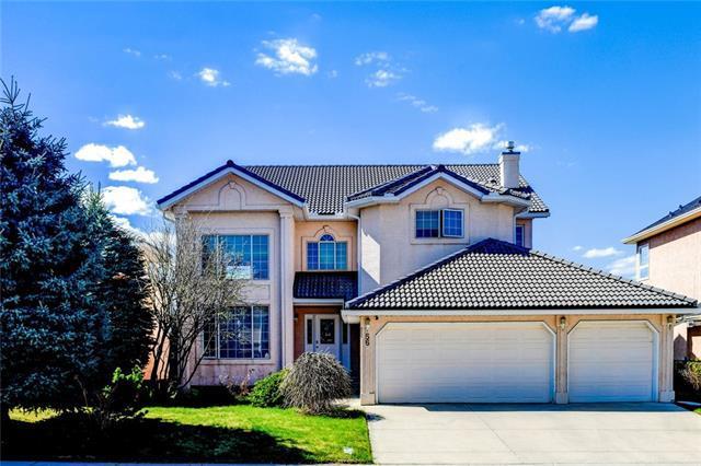 56 Mt Cascade Close SE, Calgary, AB T2Z 2K4 (#C4185318) :: Redline Real Estate Group Inc