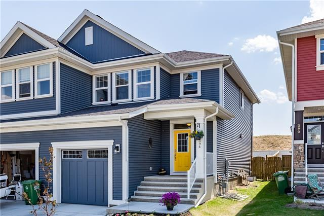 394 River Heights Crescent, Cochrane, AB T4C 0T9 (#C4185338) :: Redline Real Estate Group Inc