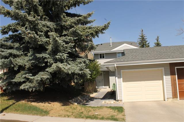 84 Hawkwood Road NW, Calgary, AB T3G 2J1 (#C4185374) :: The Cliff Stevenson Group