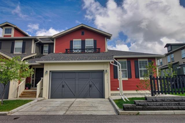 1001 8 Street NW #2101, Airdrie, AB T4B 0W5 (#C4185375) :: Redline Real Estate Group Inc