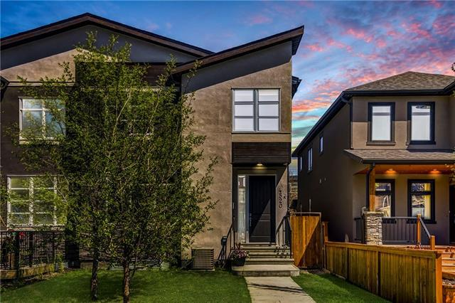 4520A 17 Avenue NW, Calgary, AB T3B 0P1 (#C4185407) :: Redline Real Estate Group Inc