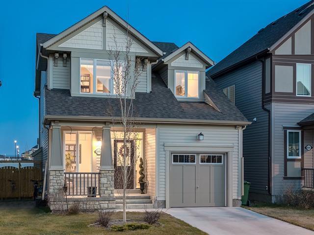 640 Windbrook Heights SW, Airdrie, AB T4B 3V9 (#C4185435) :: Redline Real Estate Group Inc