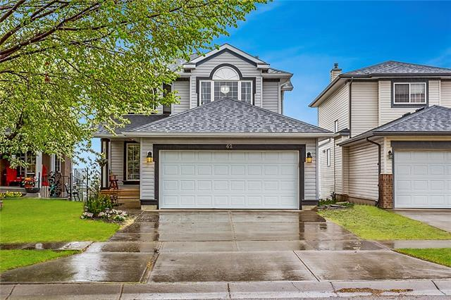 42 Hidden Ranch Boulevard NW, Calgary, AB T3A 5N6 (#C4185440) :: Redline Real Estate Group Inc