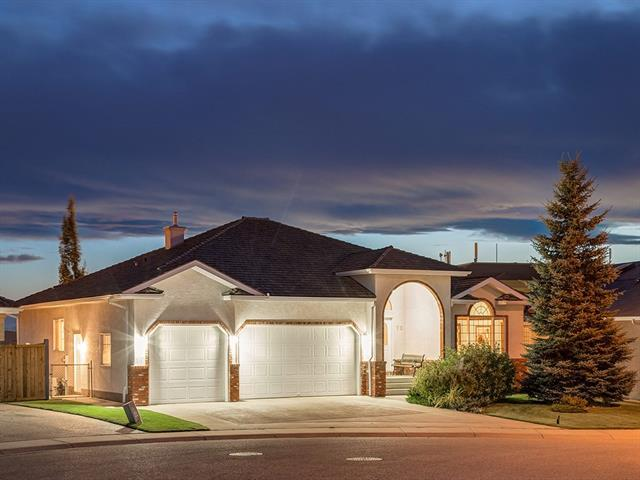 70 Arbour Estates Way NW, Calgary, AB T3G 4E2 (#C4185475) :: The Cliff Stevenson Group