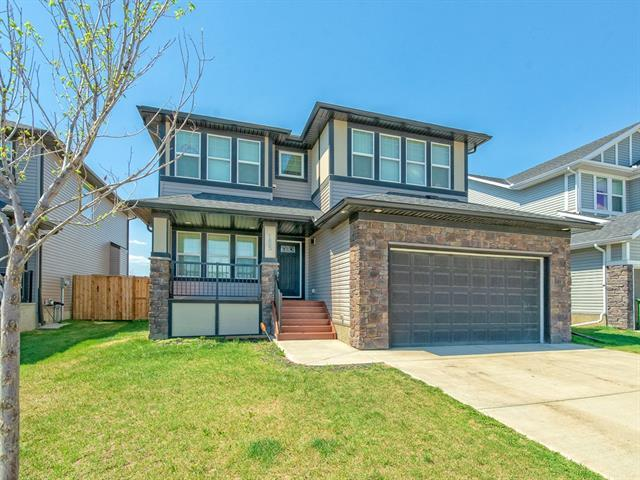 185 Rainbow Falls Heath, Chestermere, AB T1X 0S7 (#C4185518) :: Redline Real Estate Group Inc