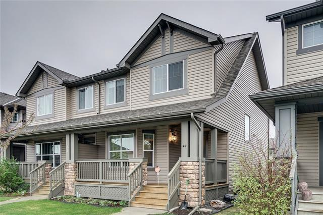 27 Luxstone Point(E) SW, Airdrie, AB T4B 0H7 (#C4185520) :: Redline Real Estate Group Inc