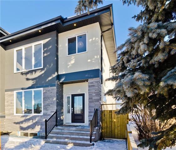 7938 46 Avenue NW, Calgary, AB T3B 1K3 (#C4185535) :: The Cliff Stevenson Group