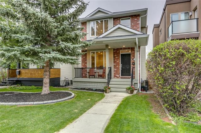 1719 31 Avenue SW, Calgary, AB T2T 1S6 (#C4185542) :: Canmore & Banff