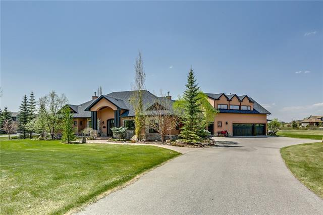 31 Sterling Springs Crescent, Rural Rocky View County, AB T3Z 3J6 (#C4185568) :: Redline Real Estate Group Inc