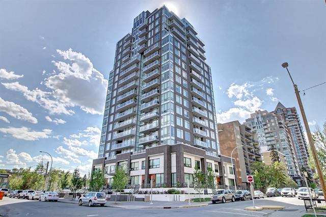 1501 6 Street SW #901, Calgary, AB T2R 0Z7 (#C4185576) :: Carolina Paredes - RealHomesCalgary.com
