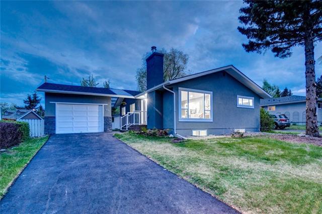 65 Klamath Place SW, Calgary, AB T2V 2J4 (#C4185578) :: The Cliff Stevenson Group