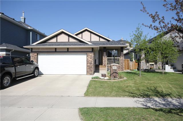 167 Cimarron Drive, Okotoks, AB T1S 2P4 (#C4185592) :: Redline Real Estate Group Inc