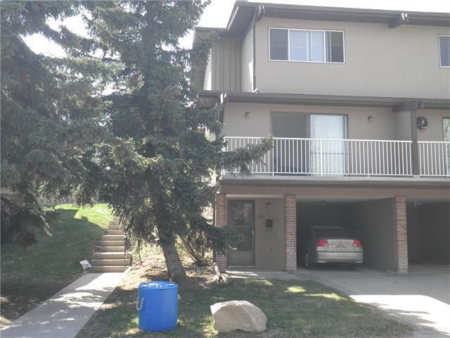 1055 72 Avenue NW #60, Calgary, AB  (#C4185611) :: Redline Real Estate Group Inc