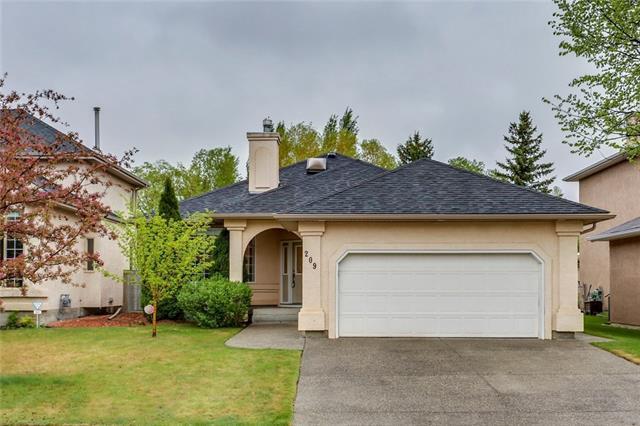 209 Mountain Park Drive SE, Calgary, AB T2Z 2J9 (#C4185641) :: Redline Real Estate Group Inc