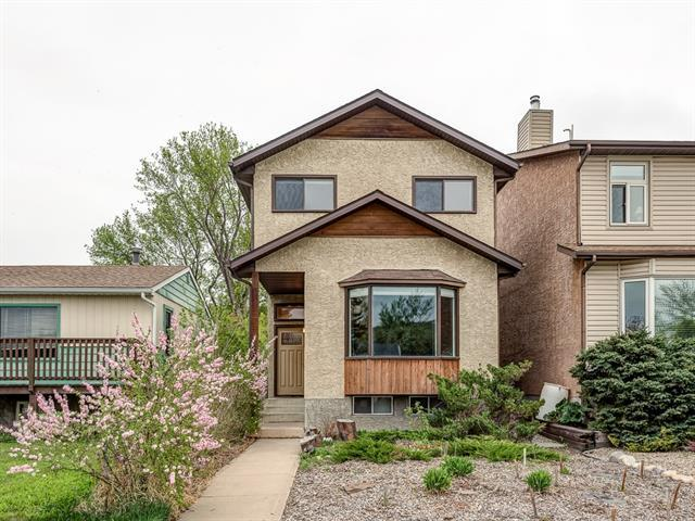 4824 19 Avenue NW, Calgary, AB T3B 0S7 (#C4185644) :: The Cliff Stevenson Group