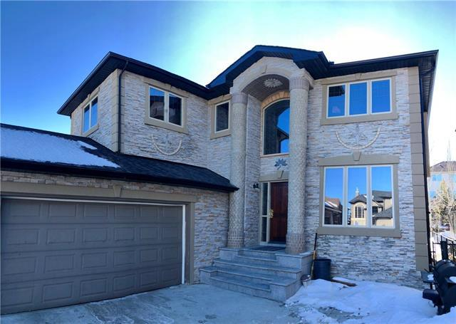 66 Coulee View SW, Calgary, AB T3H 5J6 (#C4185646) :: Redline Real Estate Group Inc