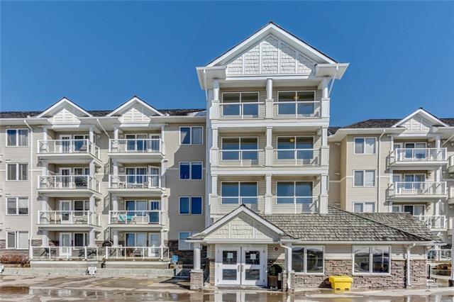 500 Rocky Vista Gardens NW #215, Calgary, AB T3G 0C3 (#C4185665) :: Canmore & Banff